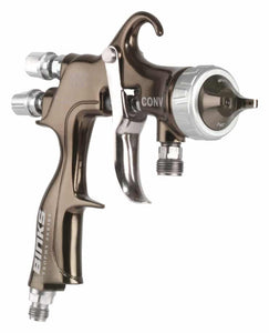 Binks 2465-14CN-14VO Trophy Pressure Fed Conventional Spray Gun 1.4 mm Fluid Nozzle x 14 Air Cap