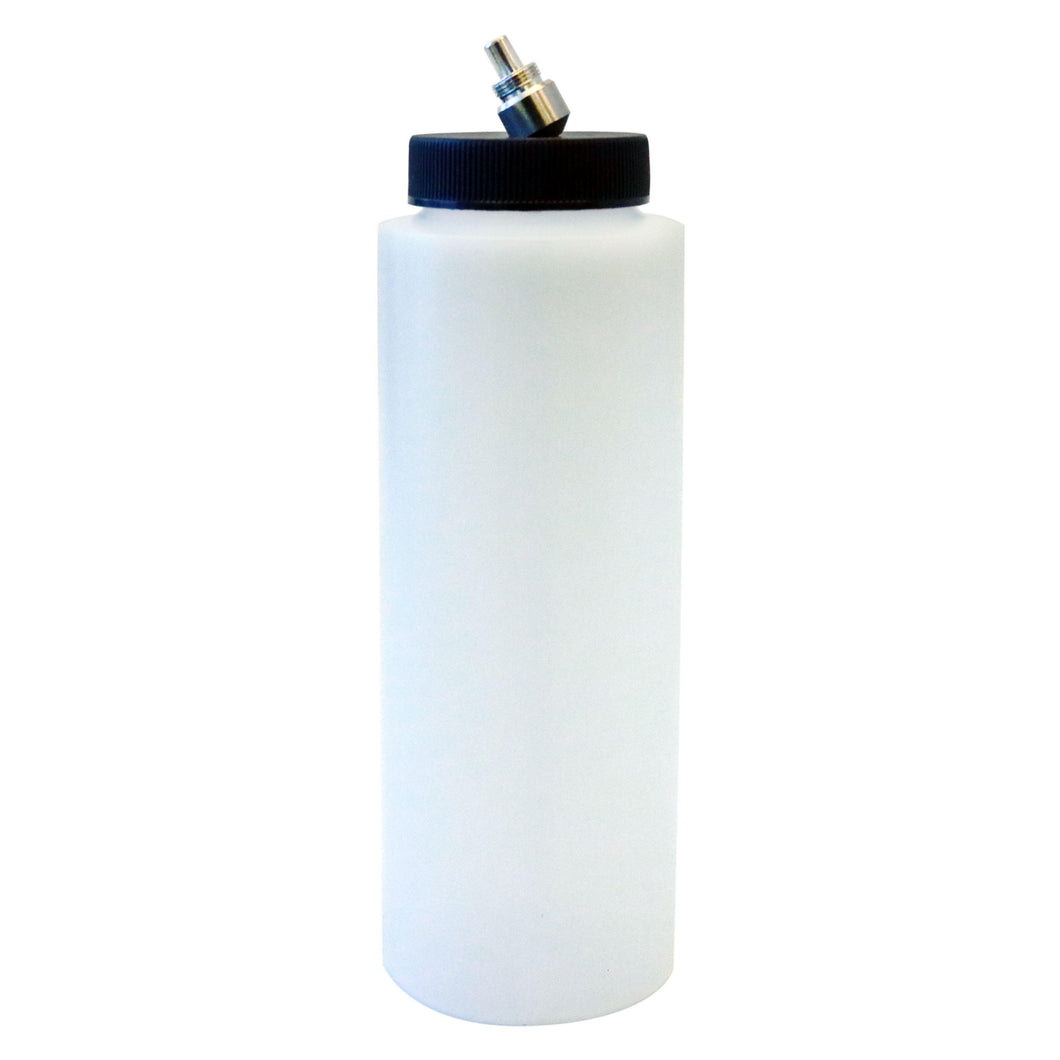 Paasche 3 oz./88cc Plastic Bottle Assembly