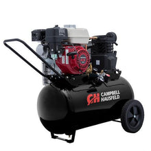 Load image into Gallery viewer, Campbell Hausfeld 20 Gallon Gas Air Compressor (Honda Engine)