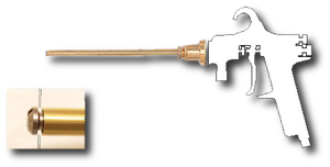 "Binks Coventional Spray Gun Extention Style ""SC""  - 21 in."