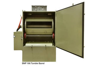 Clemco BNP 166 Series Tumble Barrel Blast Cabinets (1587573063715)