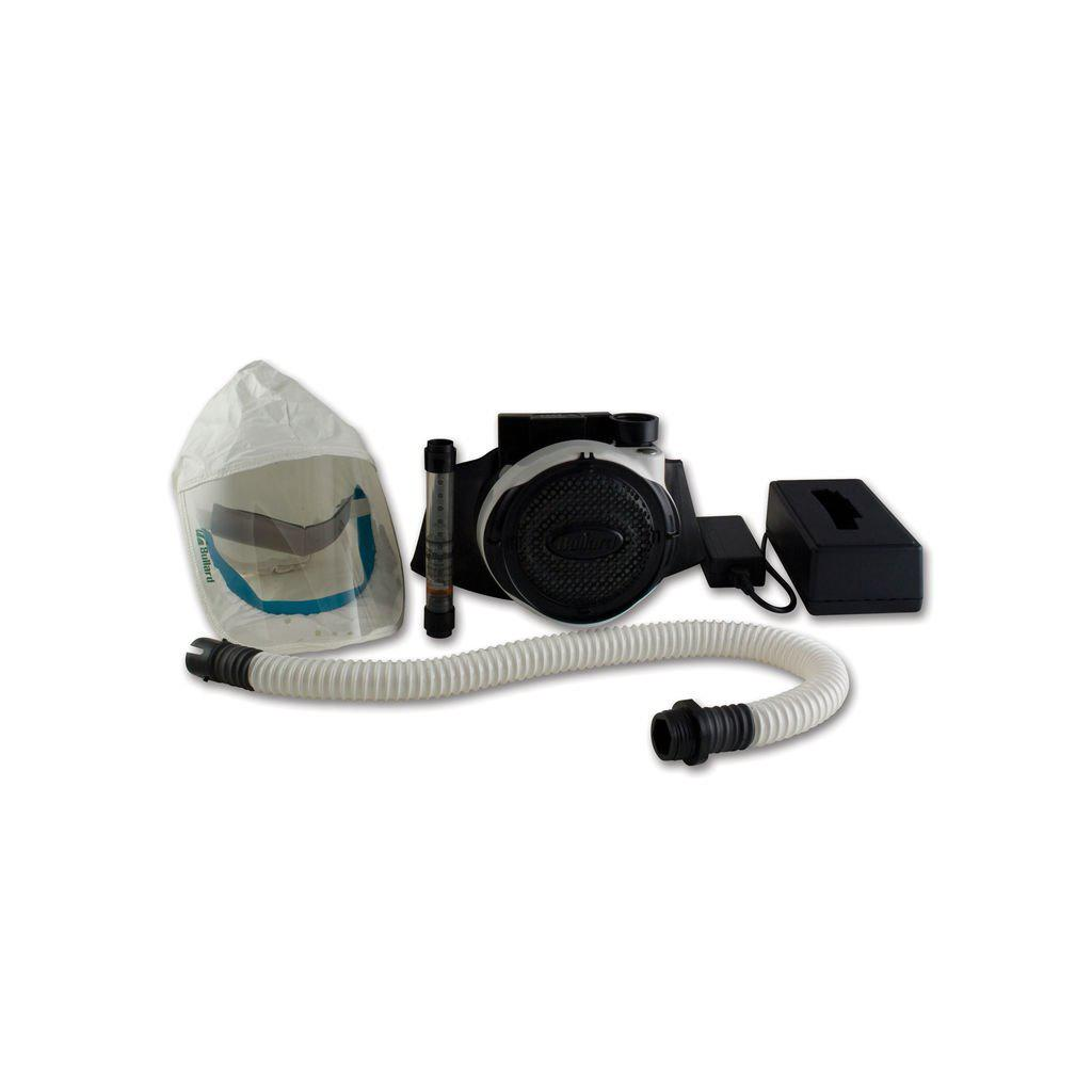 Bullard Eva Paprs (powered Air Purifying Respirators) - Face Mask System - Loose Fitting Face Piece With Narrow Profile