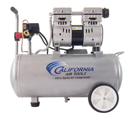 California Air Tools 8010 Ultra Quiet & Oil Free Air Compressor