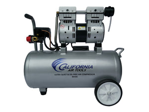 California Air Tools 8010A Ultra Quiet & Oil Free Air Compressor