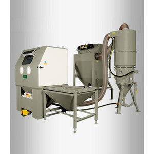 Clemco BNP 220 - PM Pressure Blast Cabinet (Ergonomical Three Phase)