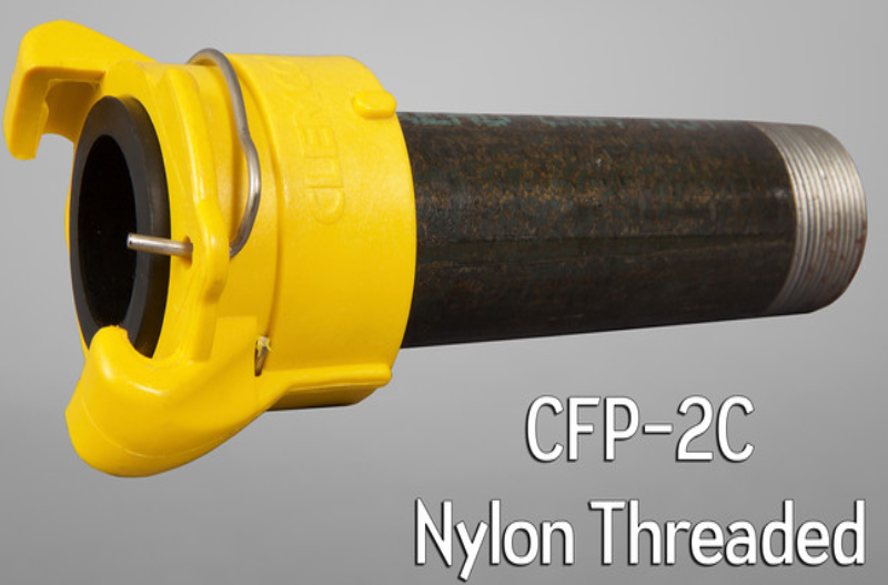Clemco 21733 (CFP-2C) Threaded Quick Couplings