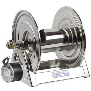 "Cox Hose Reels - 1125-SS ""Stainless Steel"" Series (SP Finish) (1587269206051)"
