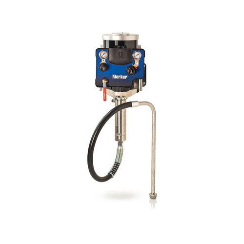 Graco G30W73 30:1 Merkur 3000 PSI @ 1.2 GPM Air-Assisted Airless Sprayer - Wall Mount