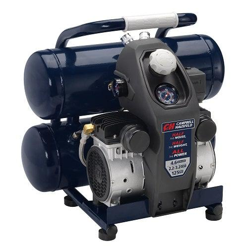 Campbell Hausfeld 4.6 Gallon Oil-Free Quiet Air Compressor