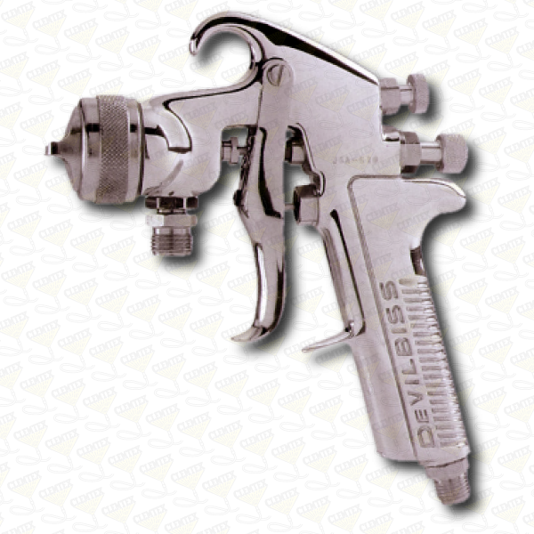 Devilbiss JGA-510-30EX Conventional Spray Gun 30EX 1.8