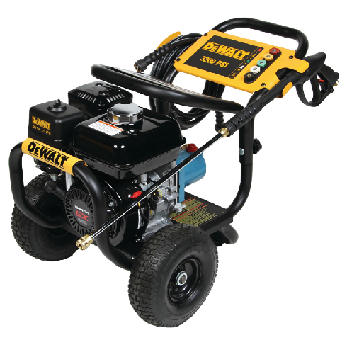 Dewalt Commercial  3200 PSI @ 2.8 GPM  CAT Pump Direct Drive Cold Water Gas Pressure Washer
