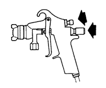 Load image into Gallery viewer, Binks Model 2100 Conventional Spray Gun