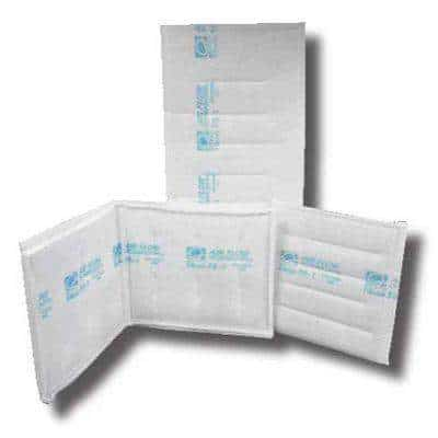20 High x 20 Wide x 2 Deep Polyester Air Filter Media Pad 35/% Capture Efficiency 24 Pack Made in USA