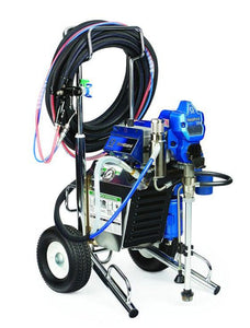 Graco FinishPro II 395 3300 PSI @ 0.47 GPM Air-Assisted Airless Sprayer - Cart