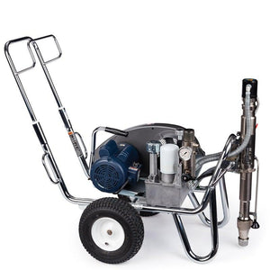 Airlessco HSS9950 Convertible 3300 PSI @ 2.35 GPM Gas Hydraulic Texture/Paint Sprayer