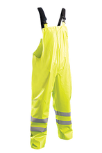 Load image into Gallery viewer, OccuNomix LUX-TBIB-FR Class E Premium Flame Resistant Rain Bib Pants - 1/EA