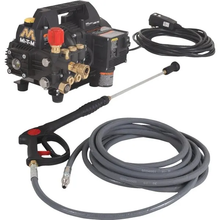 Load image into Gallery viewer, Mi-T-M Choremaster Series – CM-1400-1MEH 1.5hp Electric Motor 1400 PSI @ 1.5 GPM - Triplex Crankshaft Pump - Direct Drive