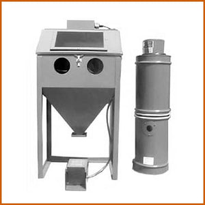 TRINCO™ Model 30 with BP Dust Collector (Size: 30 x 18)