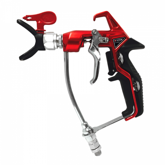 Titan 0538070 RX-Apex Non-Filtered High Pressure Spray Gun