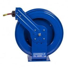 "Load image into Gallery viewer, Cox Hose Reels ® T Series ""Truck Mount"" Medium Pressure (From 1000psi to 4000psi) - With Hose"