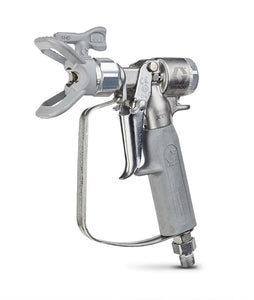 Graco XTR-5 Airless Spray Gun, Oval-Insulated Handle, 2-Finger Trigger, XHD RAC Tip