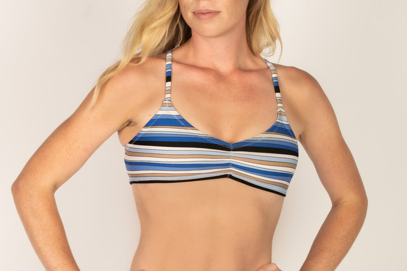 Bermuda Basic String Bikini Tops - Brookesbeach.com