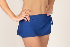 Loop Side-Tie Bikini Bottoms