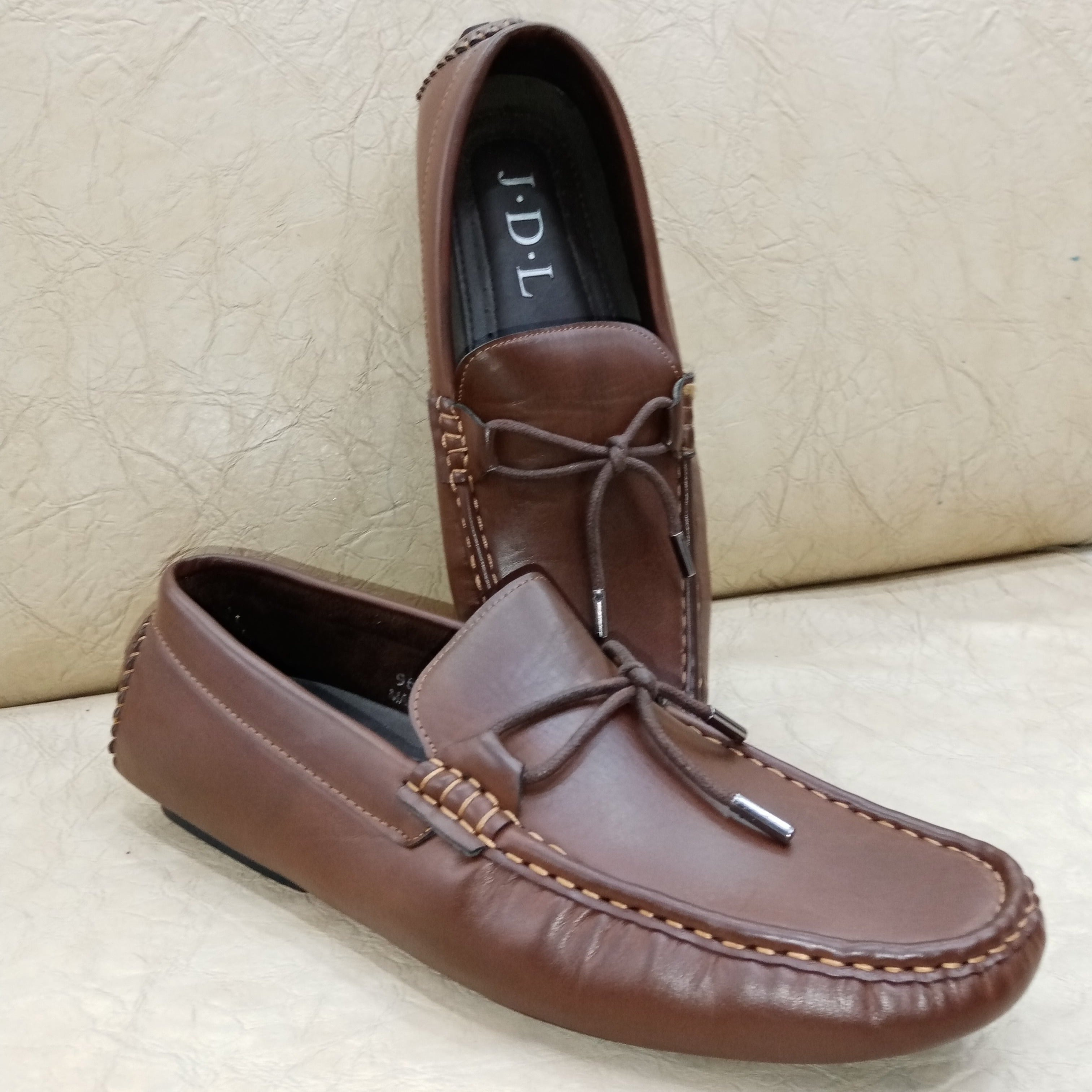 Emirates Leather Loafers