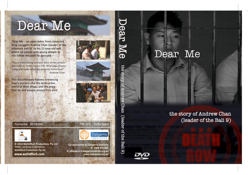 Dear Me - The Story of Andrew Chan