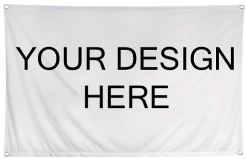 Custom Flag (3 X 5 FEET)
