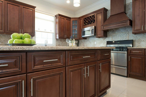 York Chocolate RTA Kitchen Cabinets at Wholesale pricing www.rtadirect.com