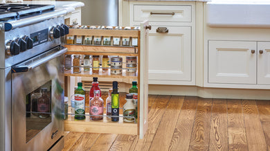 Rev-A-Shelf Base Spice Pullout
