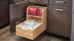 Rev-A-Shelf Food Storage Container Organizer Pullout