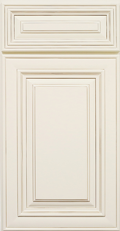 Charleston Antique White- Sample Door- **Free Shipping!