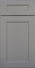 Shaker Grey- Sample Door- **Free Shipping!