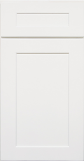 Shaker White- Sample Door **Free Shipping!