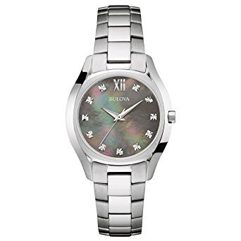 Bulova 96P158 Women's Dress Watch - Marc Richards Jewelry