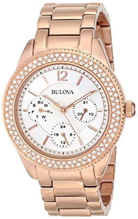 Bulova 97N101 Women's Dress Watch - Marc Richards Jewelry