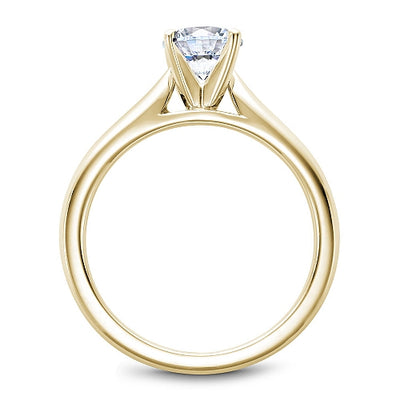 Diamond Engagement Ring B190-01YM-100A