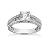 Diamond Engagement Ring ENR8612