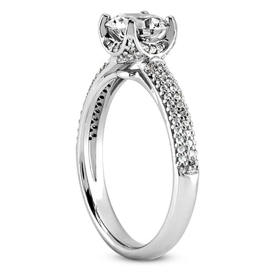 Diamond Engagement Ring ENS2042-1A