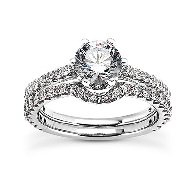Diamond Engagement Ring ENS2052-SET