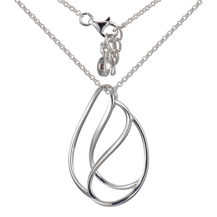 Elle Fluidity Necklace N0583 - Marc Richards Jewelry