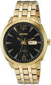 Seiko SNKN48 Men's Dress Watch - Marc Richards Jewelry