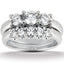 Diamond Wedding Band ENS1138B