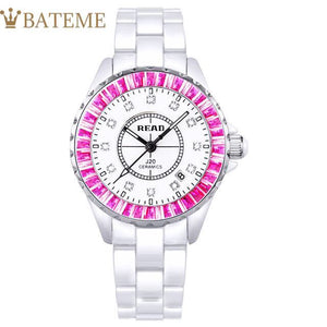 Christiana Floral Women's Watch