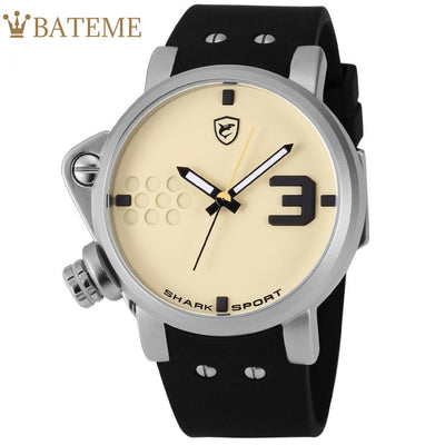 Beige Ray Men's Sports Watch