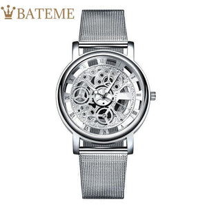 Time Symphony Men's Steel Watch