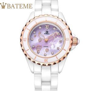 Lucille White Women's Watch