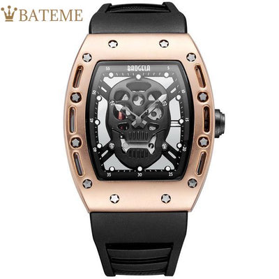 Hollow Skeleton Men's Watch